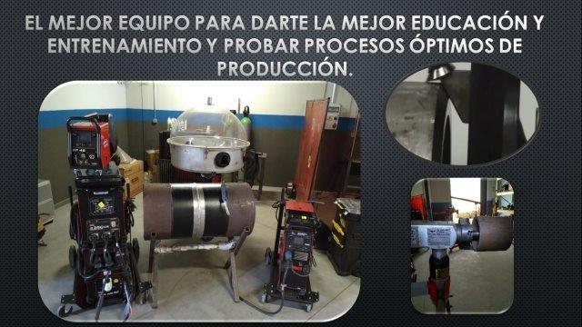 Maquinas, Equipos e Instalaciones Soldadura