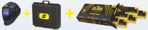 Oferta inverter electrodos ESAB ROGUE